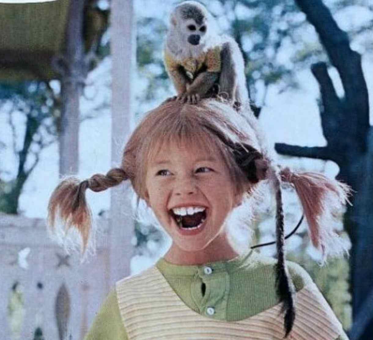 Ricordate Pippi Calzelunghe? A Domenica Live i 50 anni della famosa serie