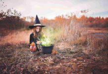 Bambina Halloween (fonte unsplash)