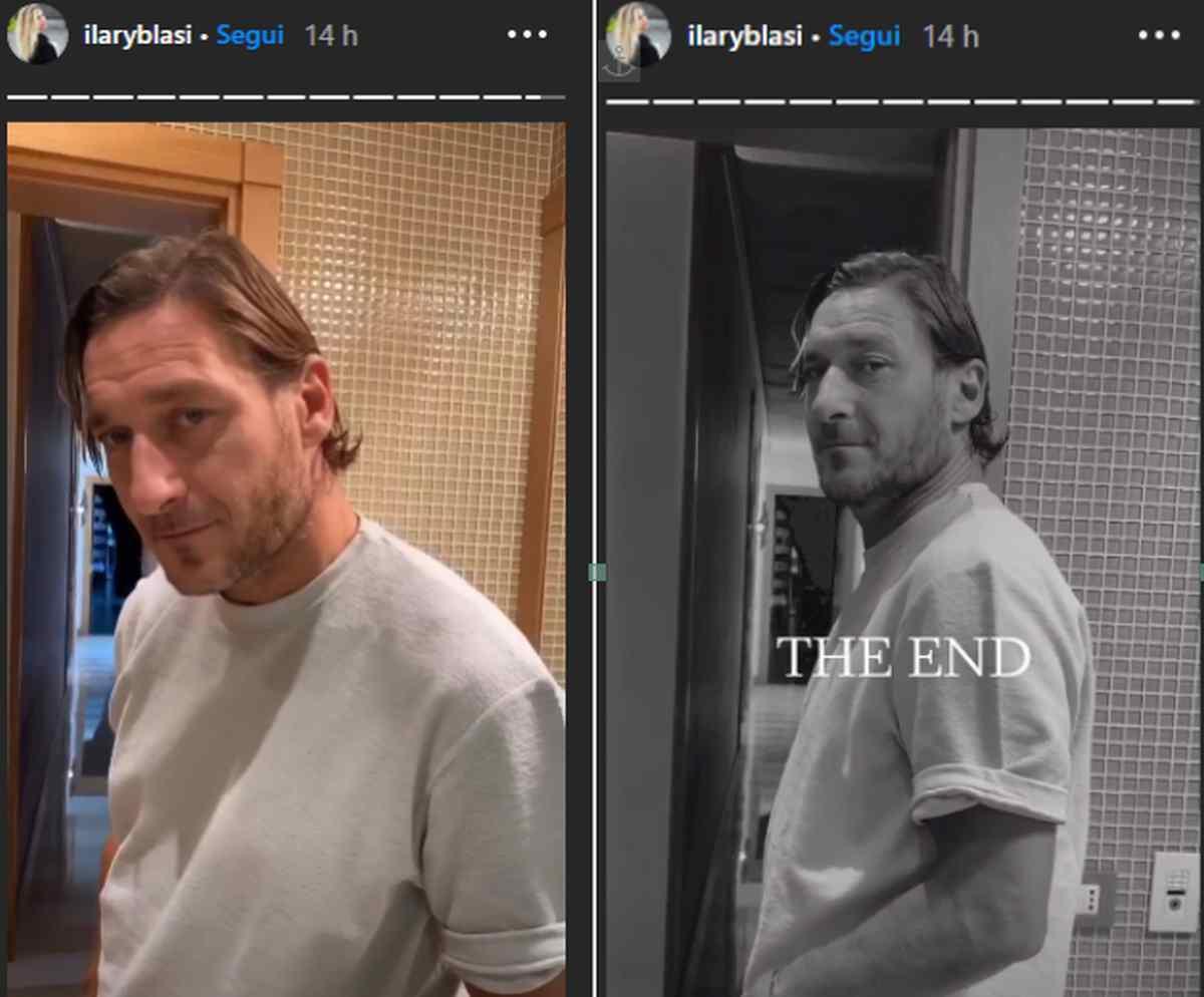 Francesco Totti Instagram