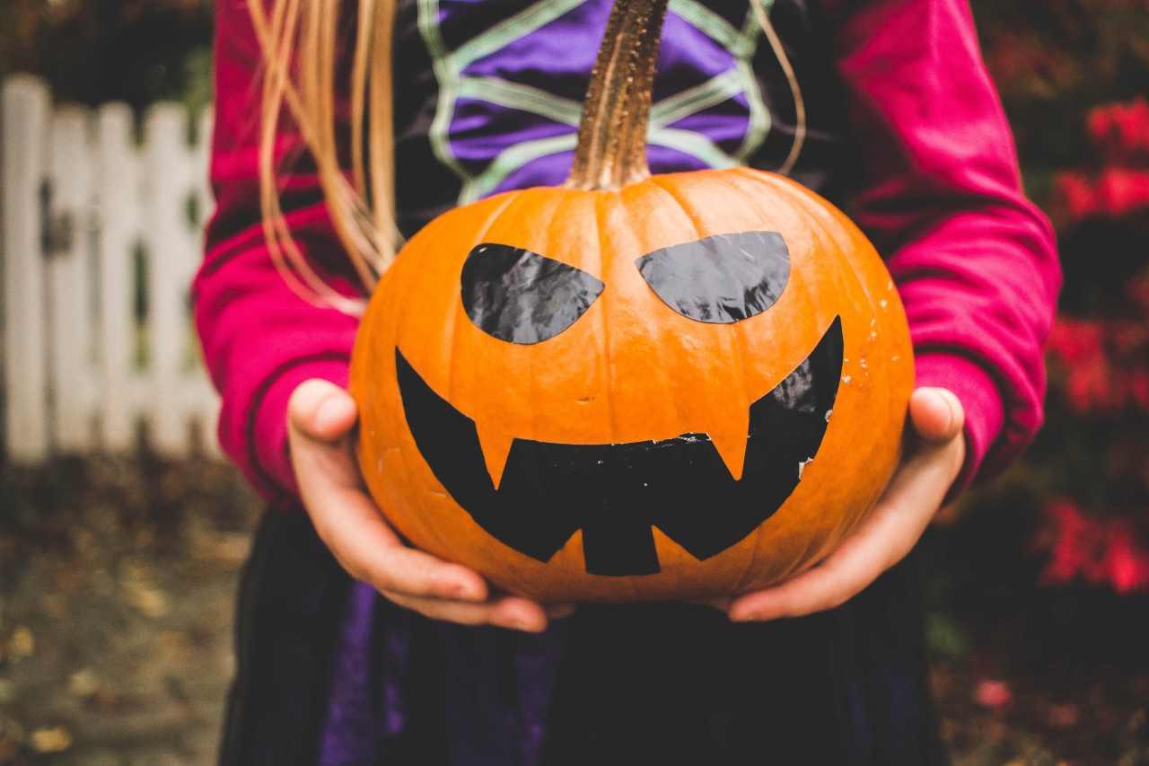 Halloween (fonte unsplash)