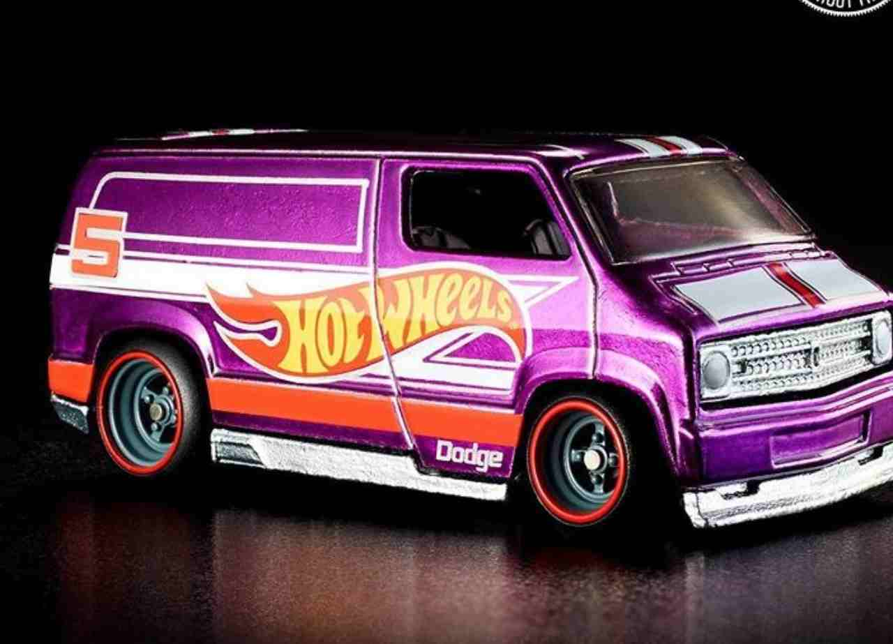 Hot Wheels Mattel (fonte Instagram @hotwheels)