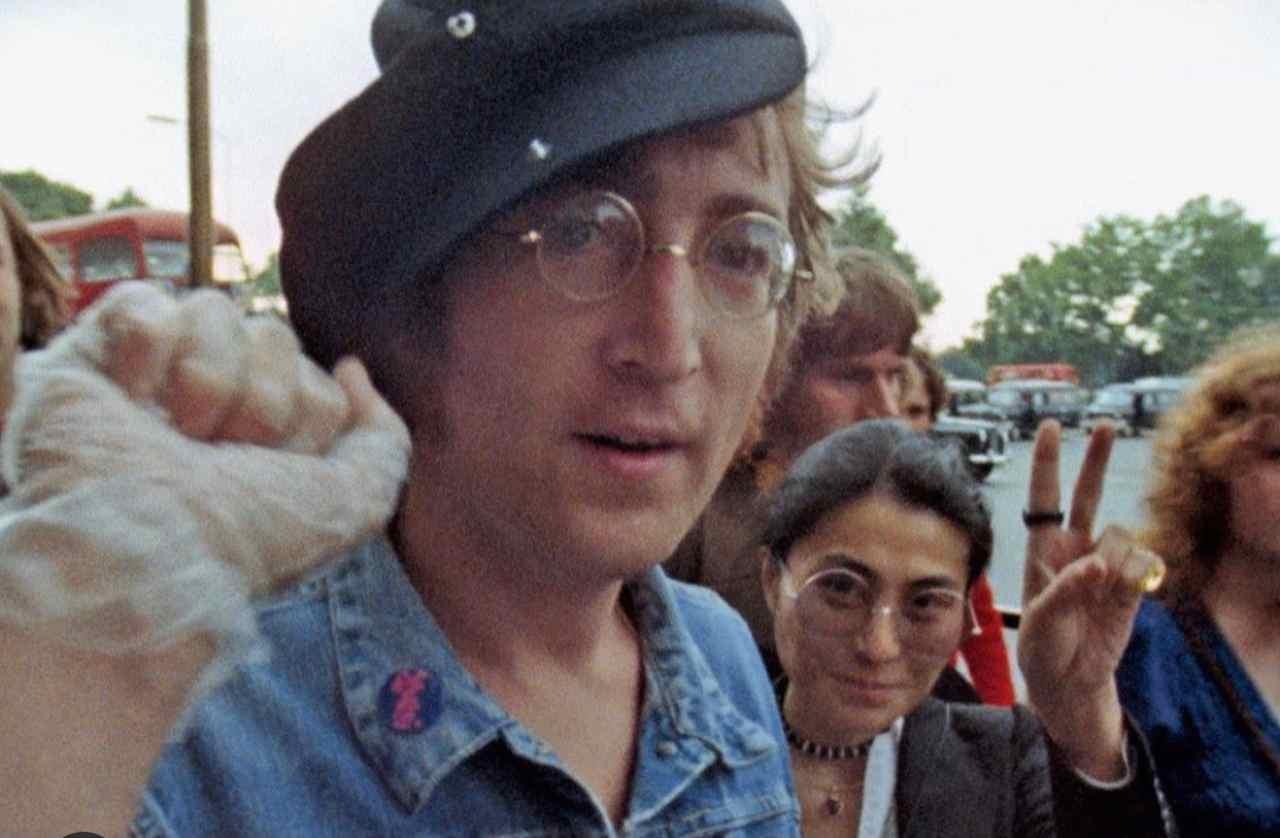 John Lennon (fonte Instagram @johnlennon)