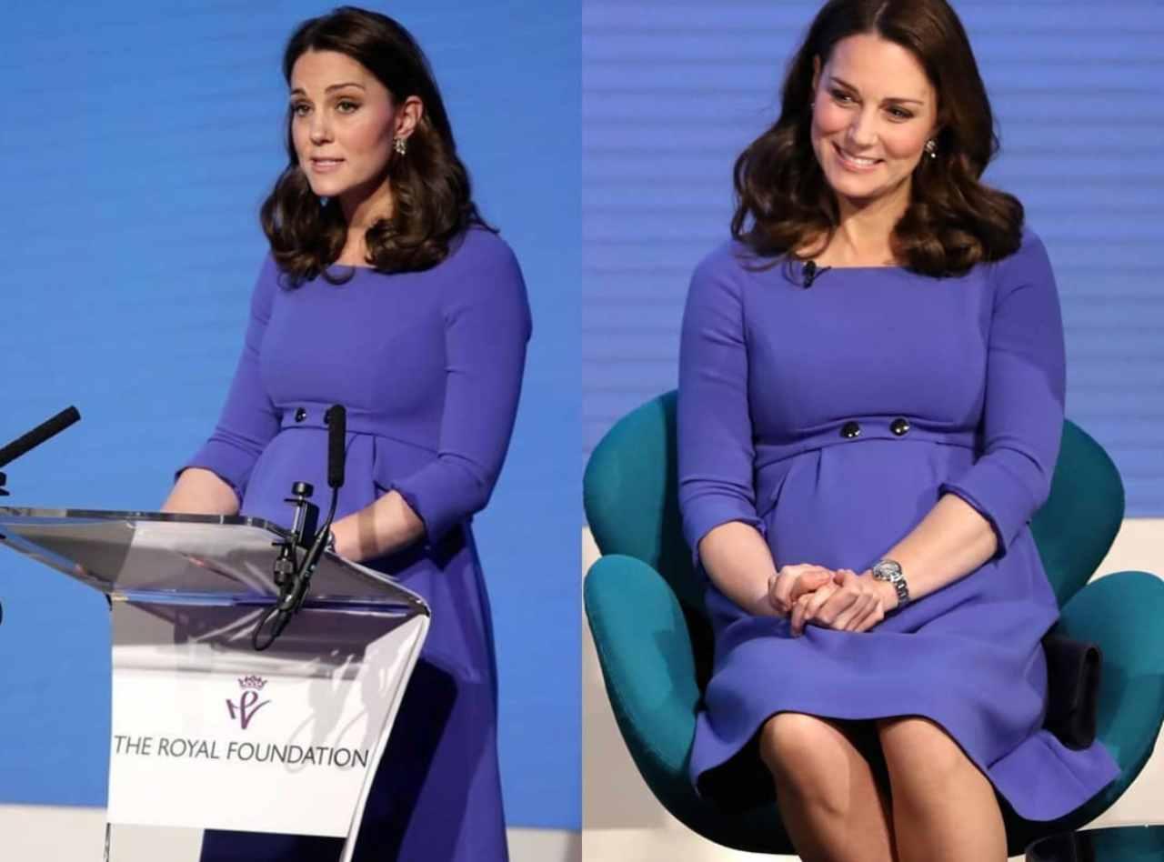 Kate Middleton (fonte Instagram @katemiddletonalloutfits)