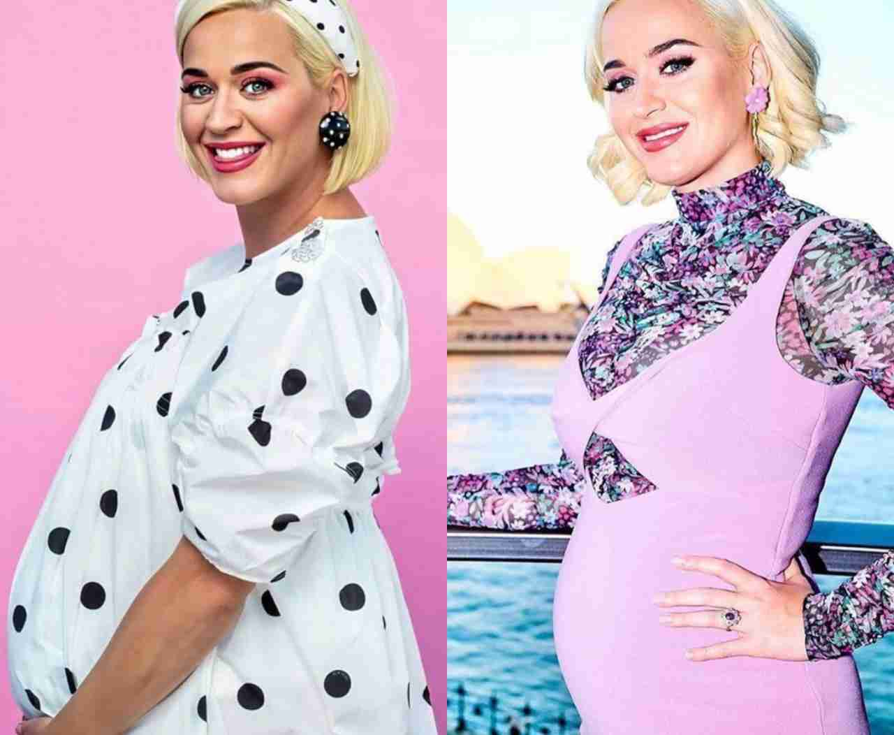 Katy Perry (fonte Instagram @@katypy35 e @revista_avantaje)