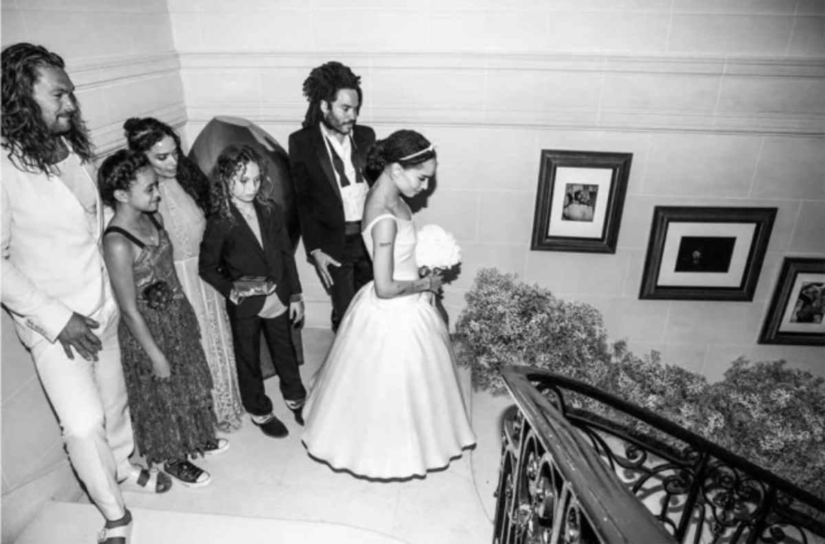 Lenny Kravitz figli