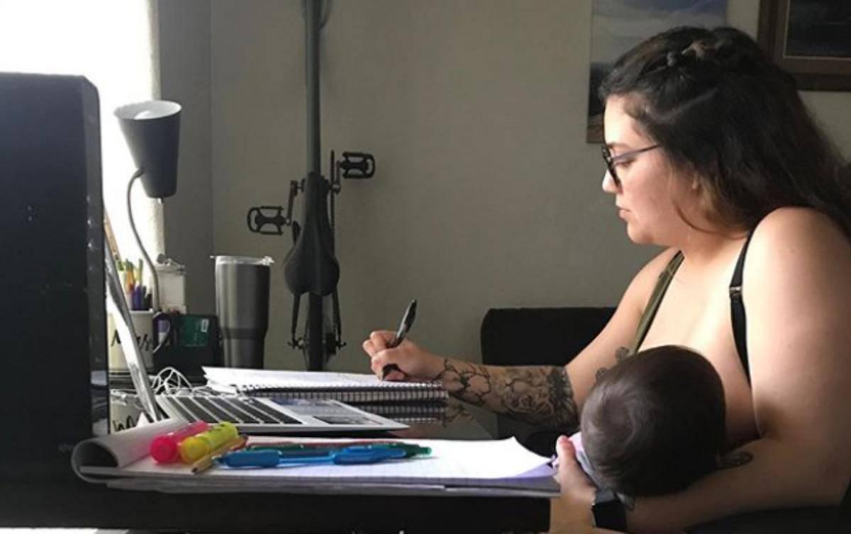 rProfessore umilia studentessa che vuole allattare