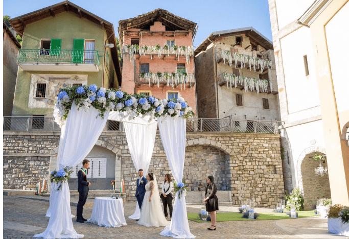 Matrimonio programma