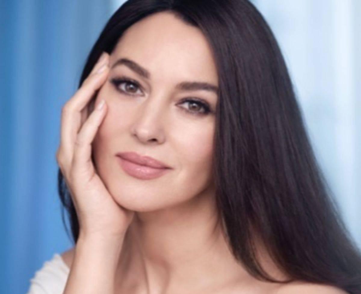 Monica Bellucci commossa per l'esordio della figlia Deva