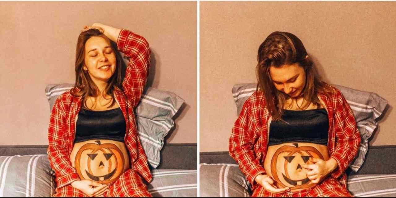 Pancione con zucca (fonte Instagram @rita_protsiv)