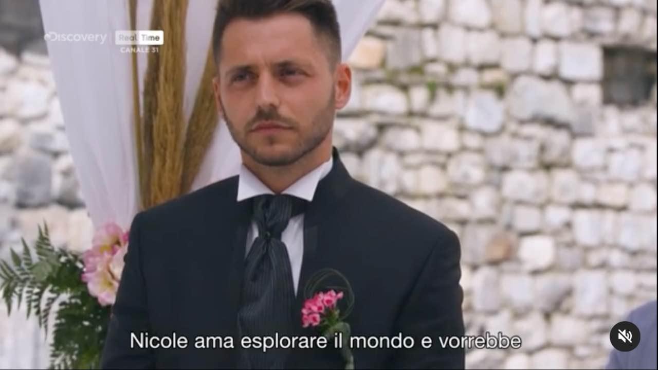Andrea Matrimonio a prima vista