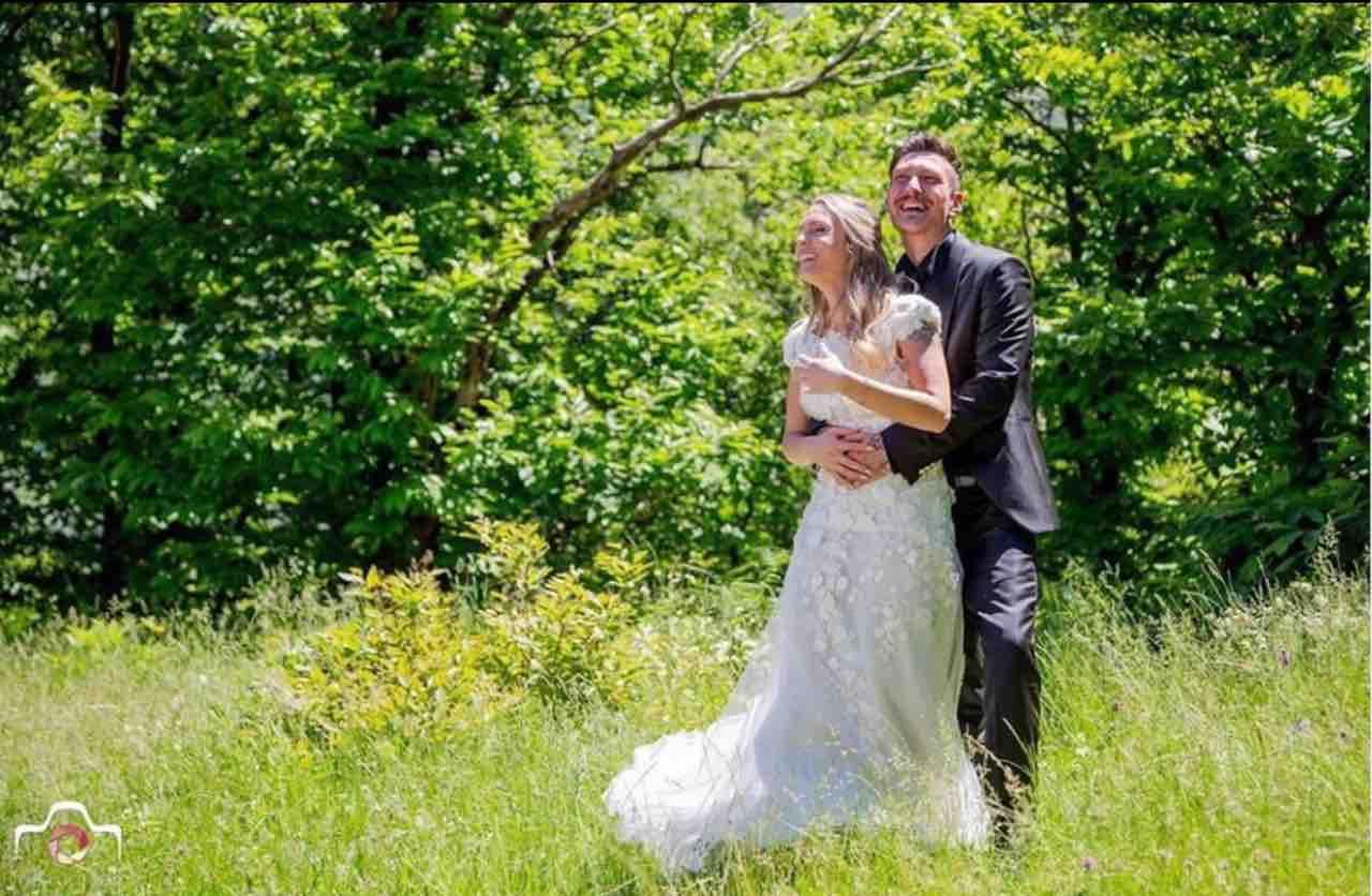 Luca e Giorgia matrimonio a prima vista