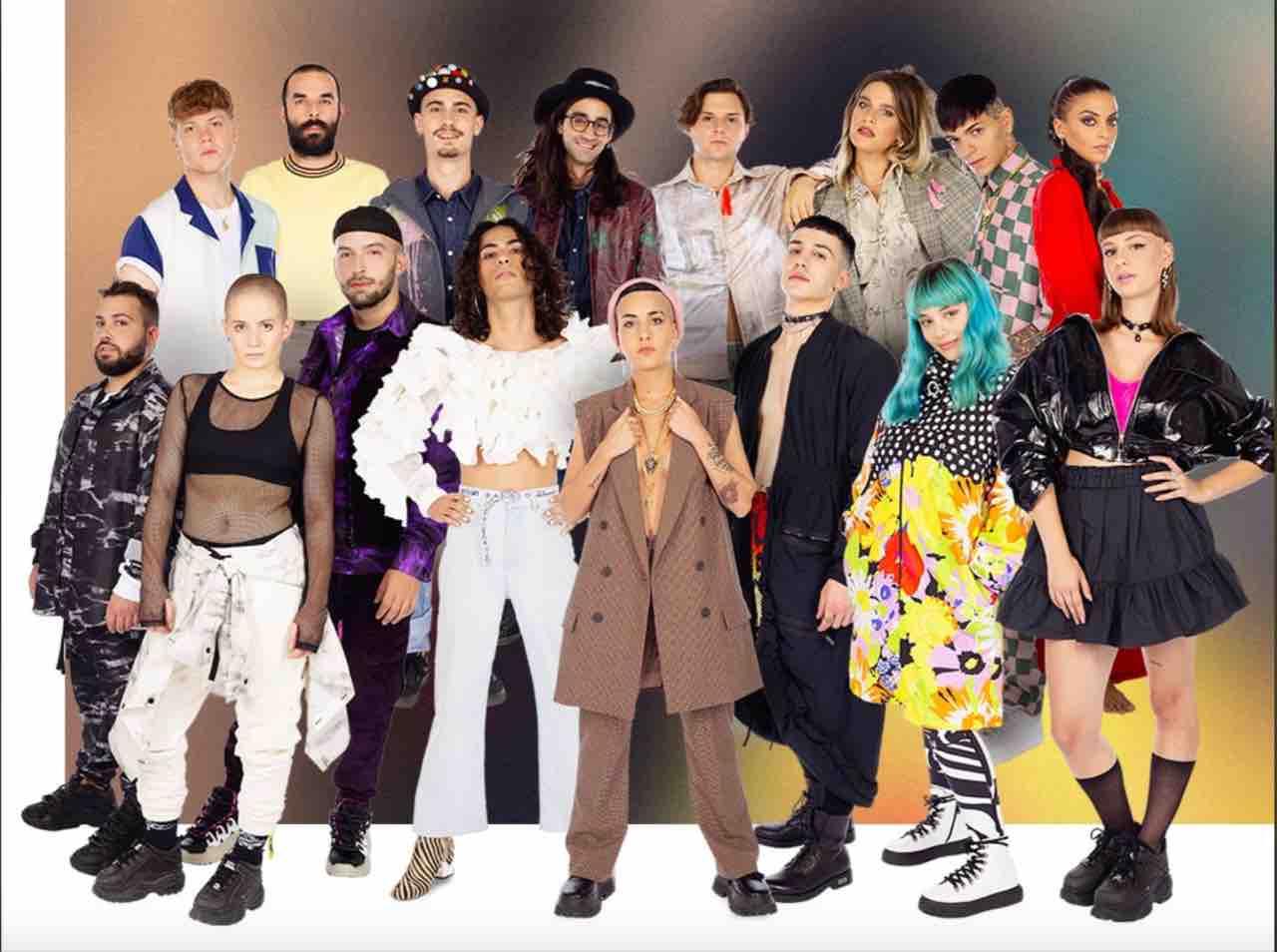 concorrenti X Factor Live