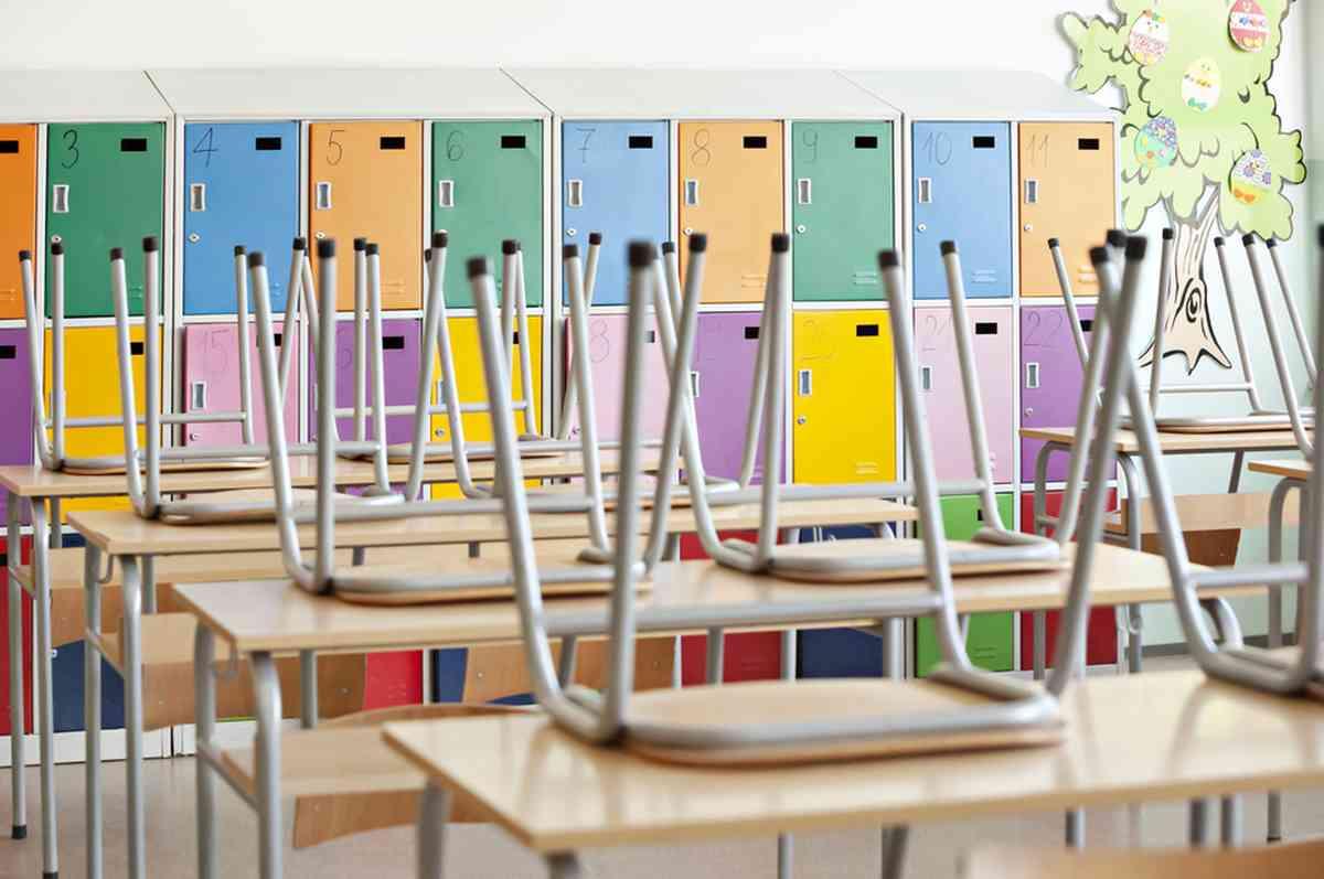 Nuove chiusure scuole