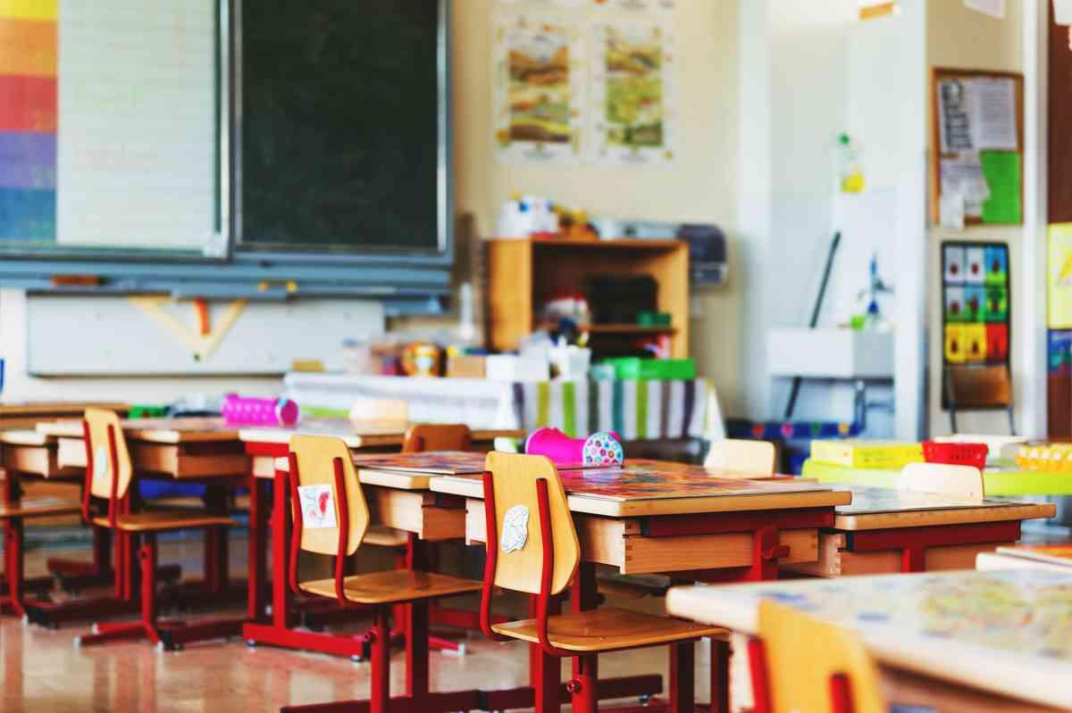 Chiusura scuole