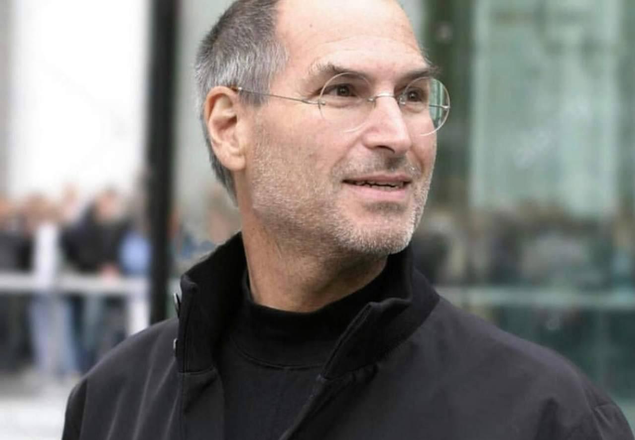 Steve Jobs (fonte Instagram @stevejobsok)