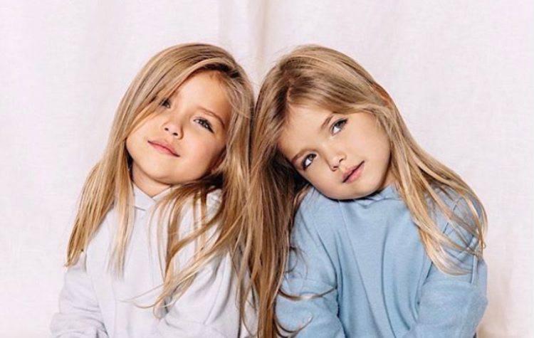 baby influencer gemelle