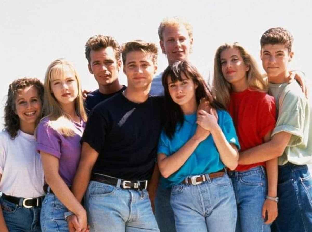 30 anni fa beverly hills 90210 la serie cult