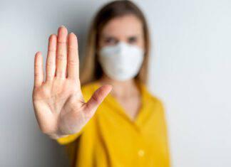 coronavirus mascherine protezione