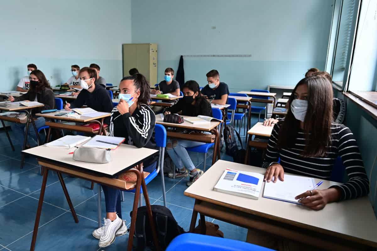 covid riapertura scuole