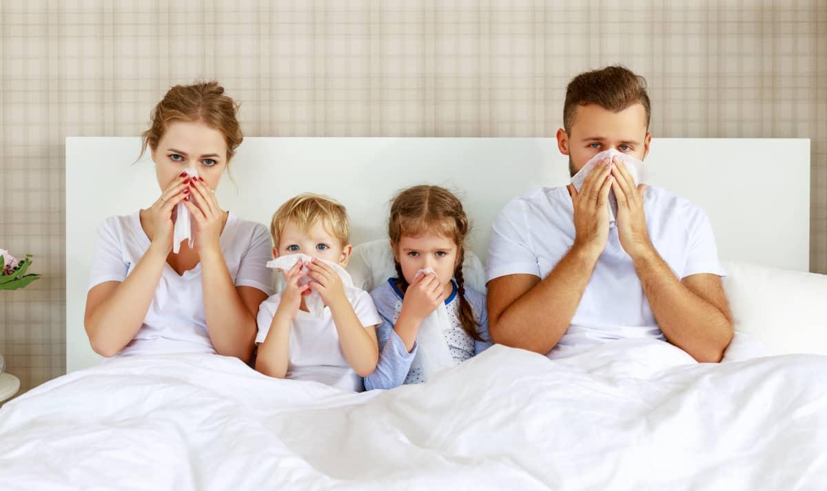 covid-19 influenza sintomi