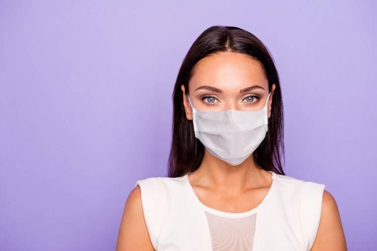 mascherine frenano coronavirus