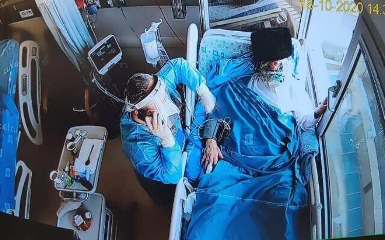 matrimonio cortile ospedale (1)
