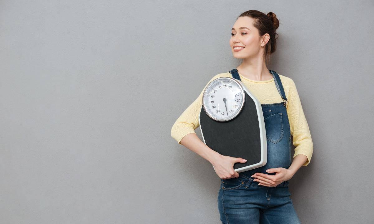 attente al peso in gravidanza un alto peso alla nascita causa danni