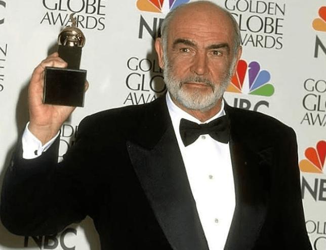 sean Connery morte