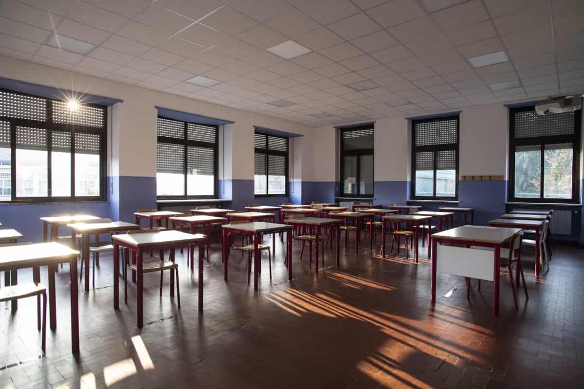 coronavirus scuola aperta