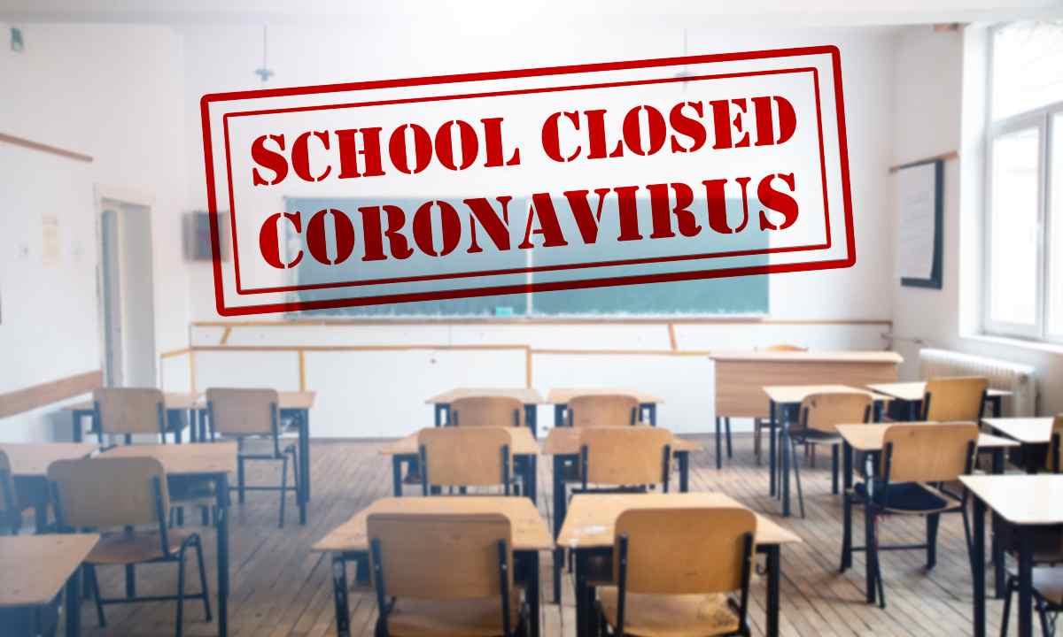 le scuole non veicolano i contagi