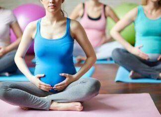 yoga gravidanza posizioni