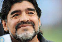 Diego Armando Maradona Instagram