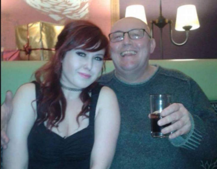 Emily Murrell e zio