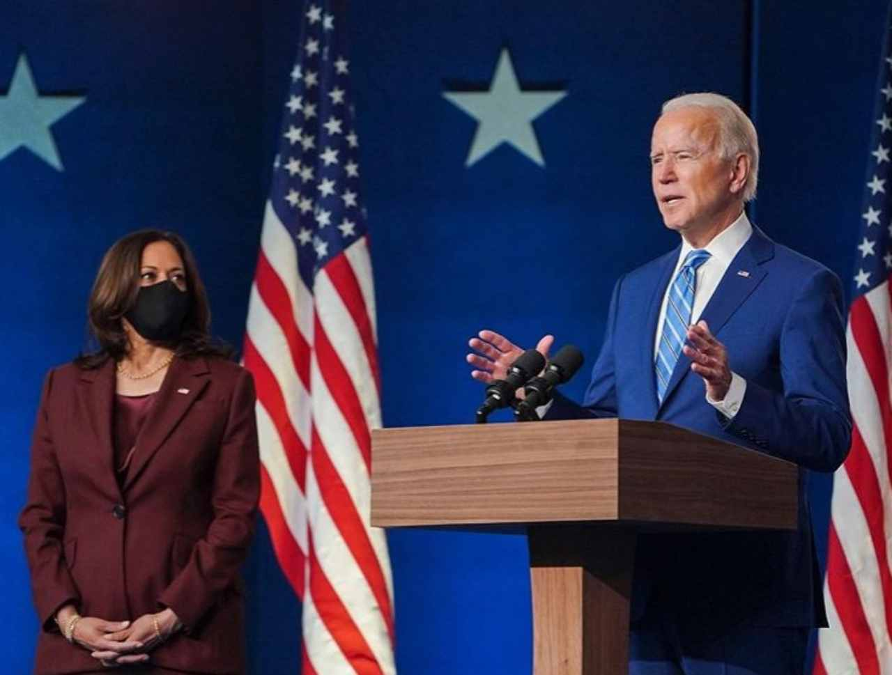 Joe Biden (fonte Instagram @joebiden)