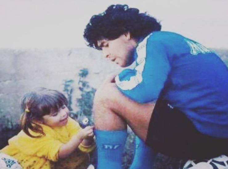 Maradona figli