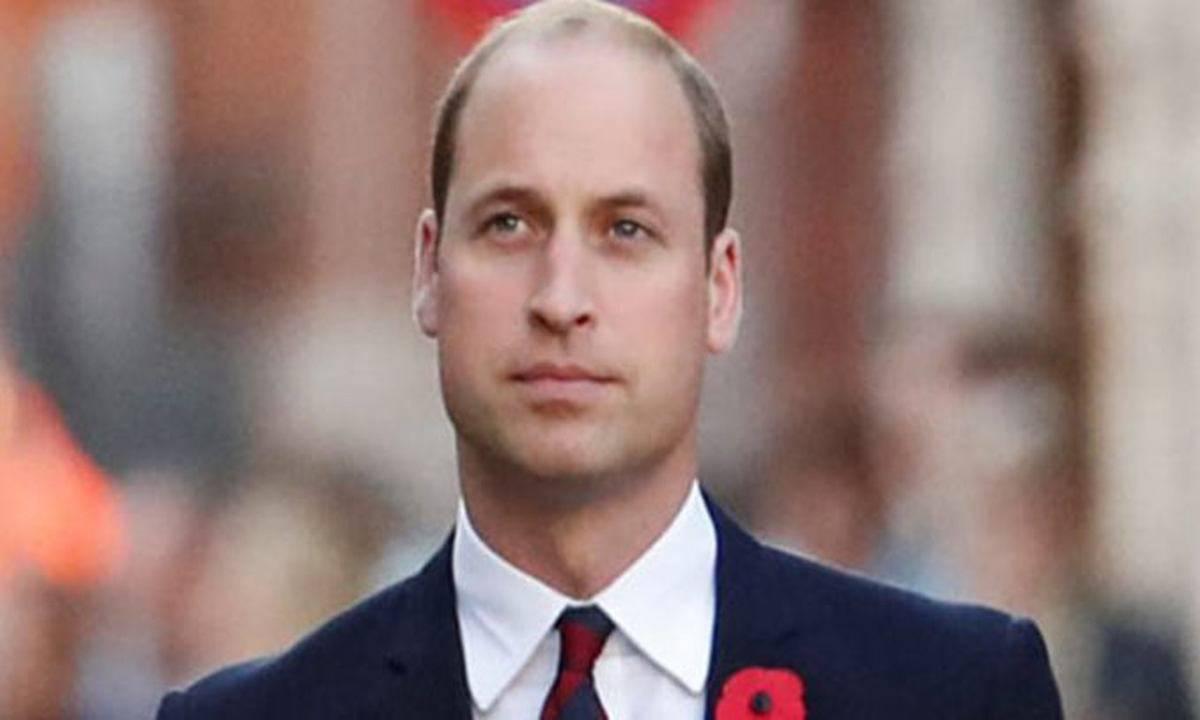 Principe William positivo