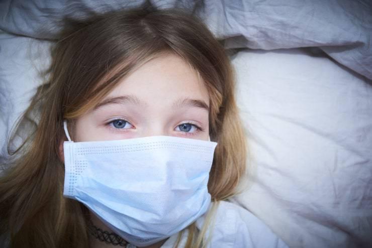 covid bambini sintomi