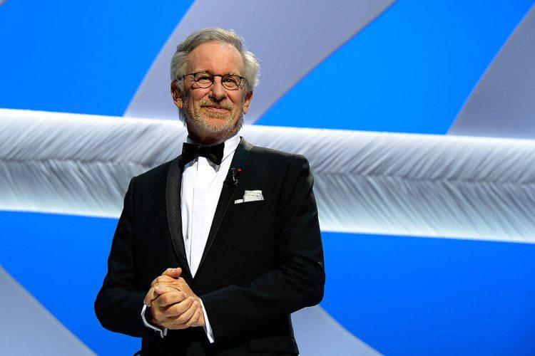 figlia Spielberg