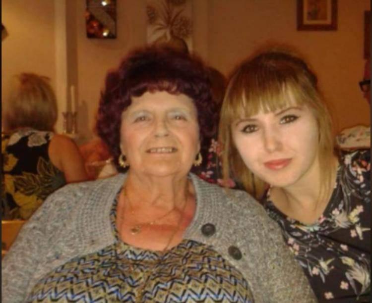 nonna e nipote Emily