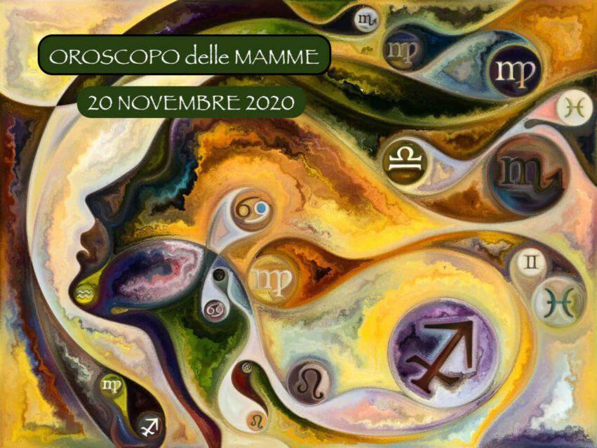 oroscopo 20 novembre