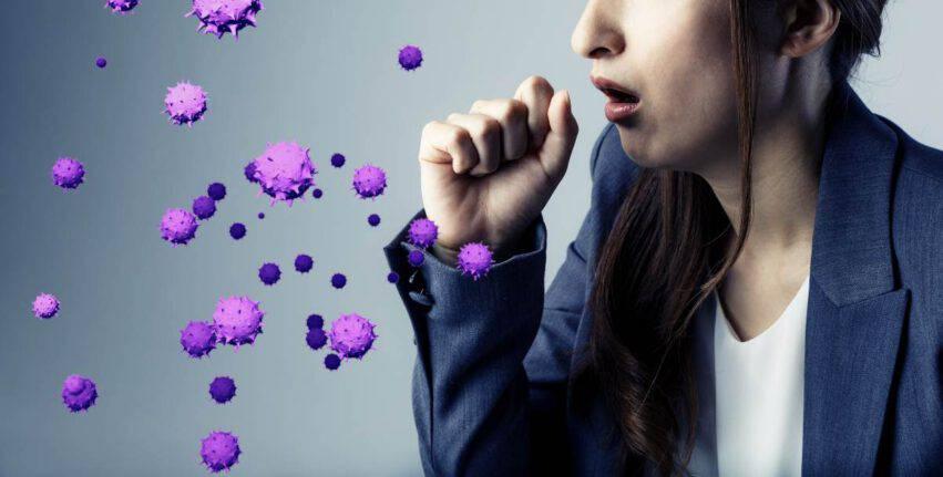 tosse contagio