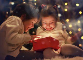 Natale regali bambini