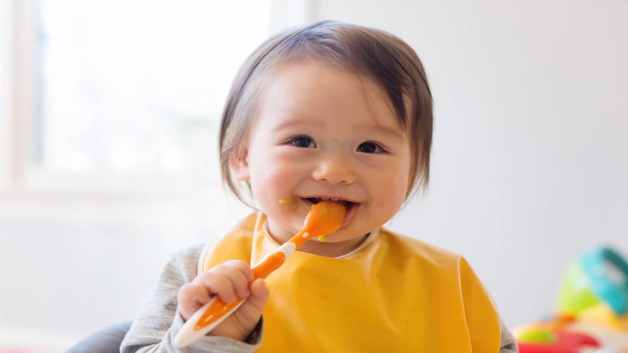 Ricetta per neonati