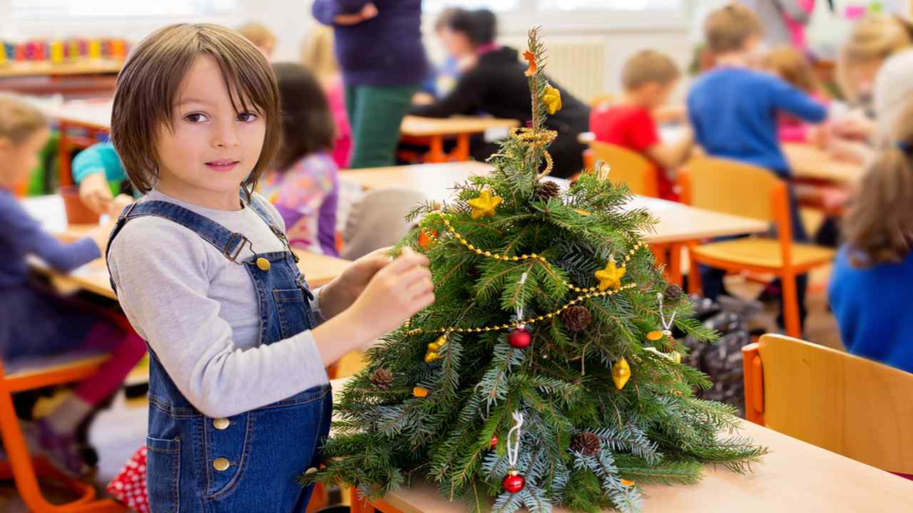Natale scuola feste