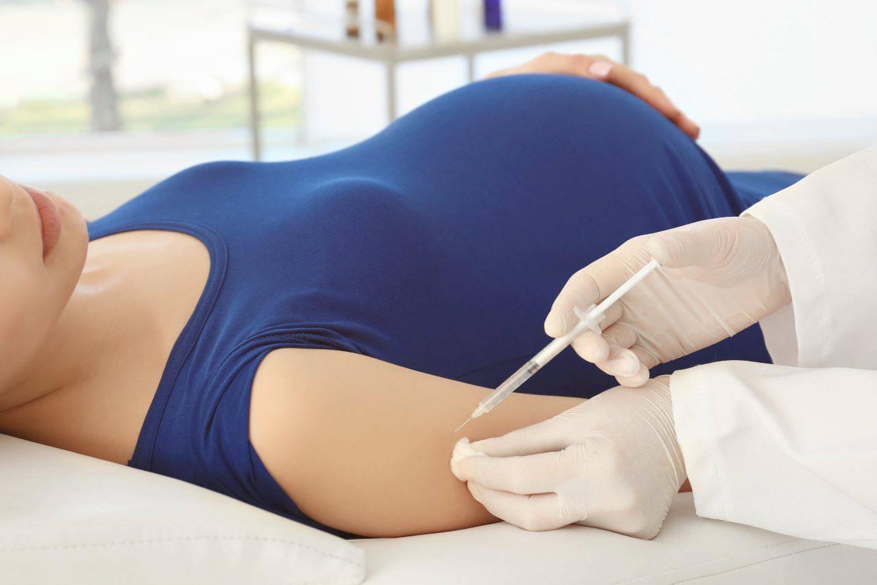 Vaccino gravidanza