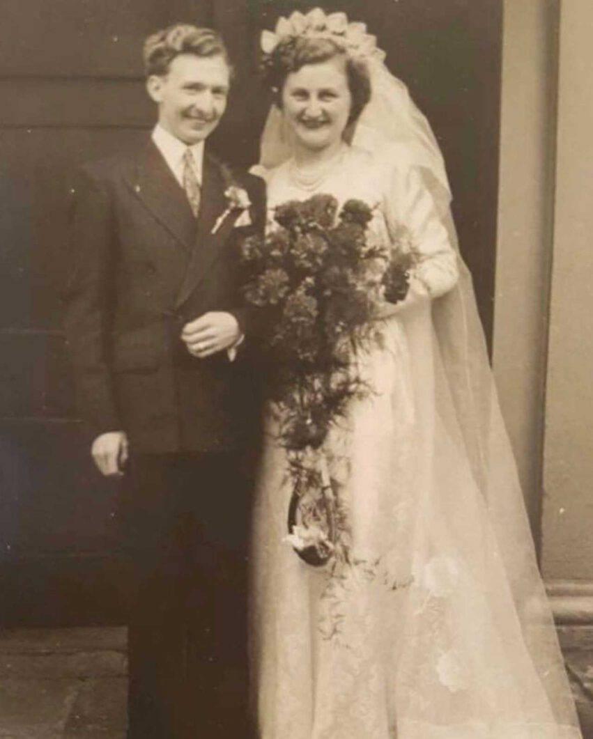 coppia insieme 72 anni