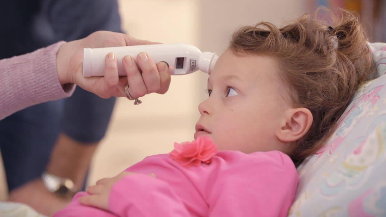 febbre bambini medicine