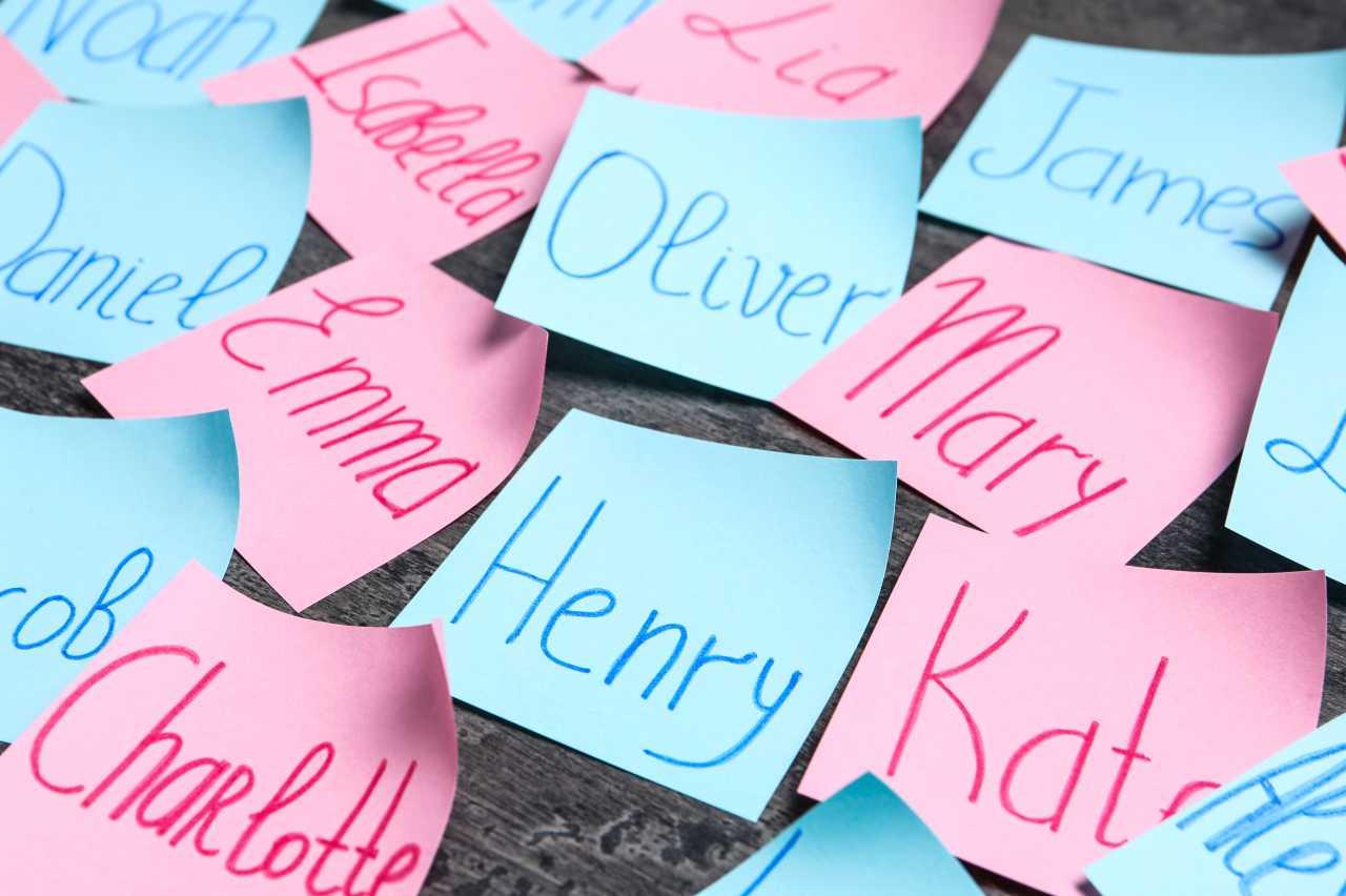nomi femminili con la lettera v