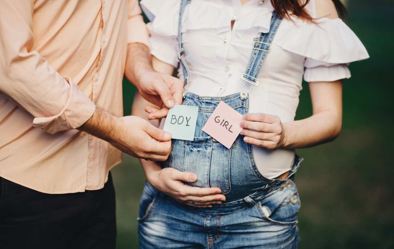 i nomi maschili e femminili con la lettera u