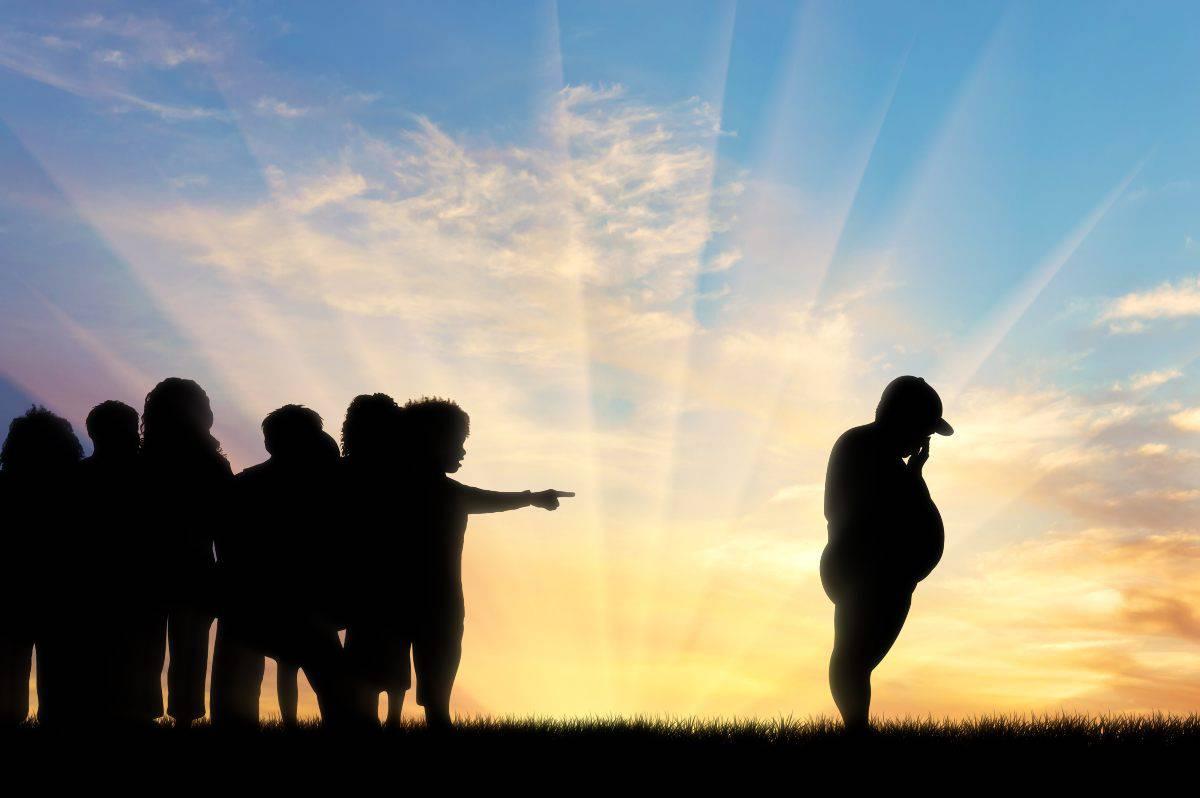 obesità nei bambini problemi psichiatrici